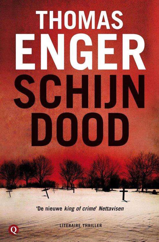 Boek cover Schijndood van Thomas Enger (Onbekend)