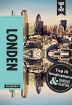 Boek cover Wat & Hoe Stedentrip - Londen van Wat & Hoe Stedentrip