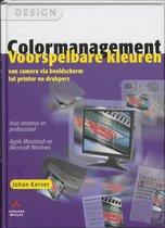 Colormanagement Voorspelbare Kleuren