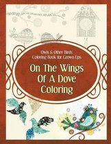 Owls & Other Birds Coloring Book for Grown Ups