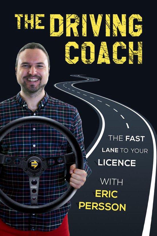 Boek cover The Driving Coach van Per-Erik Persson (Onbekend)