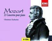 `Mozart: 21 Concertos for Piano / Zacharias