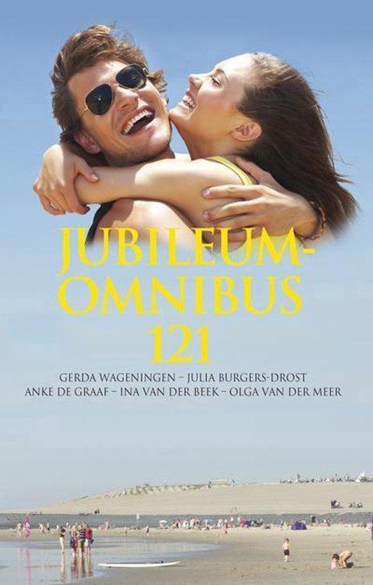 Jubileumomnibus 121 Zomer van geluk Waarom die onrust in mij? Als de tijd wegvalt Negerzoenen Zussen - Gerda van Wageningen |