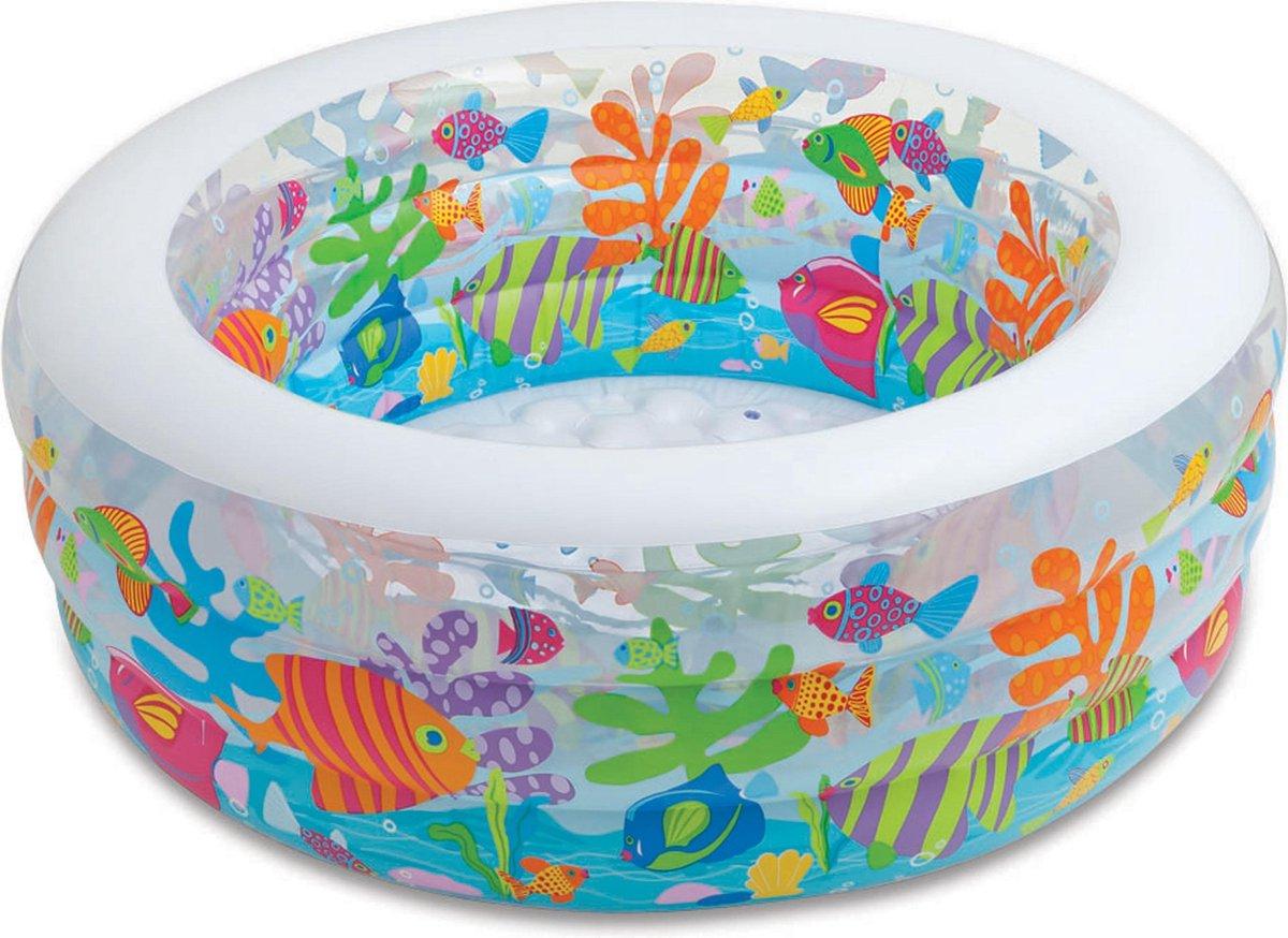 Intex Swim Center aquarium 152x56cm