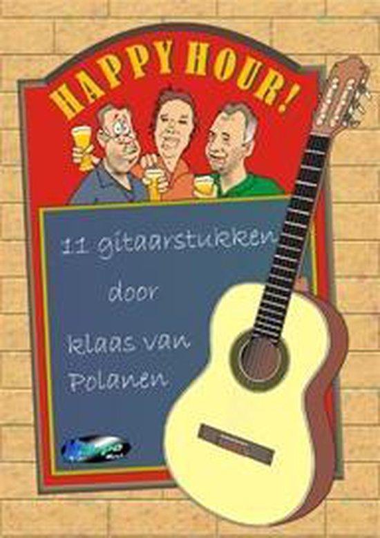 Happy hour - Gitaarboek voor de gitaarles - K. van Polanen |