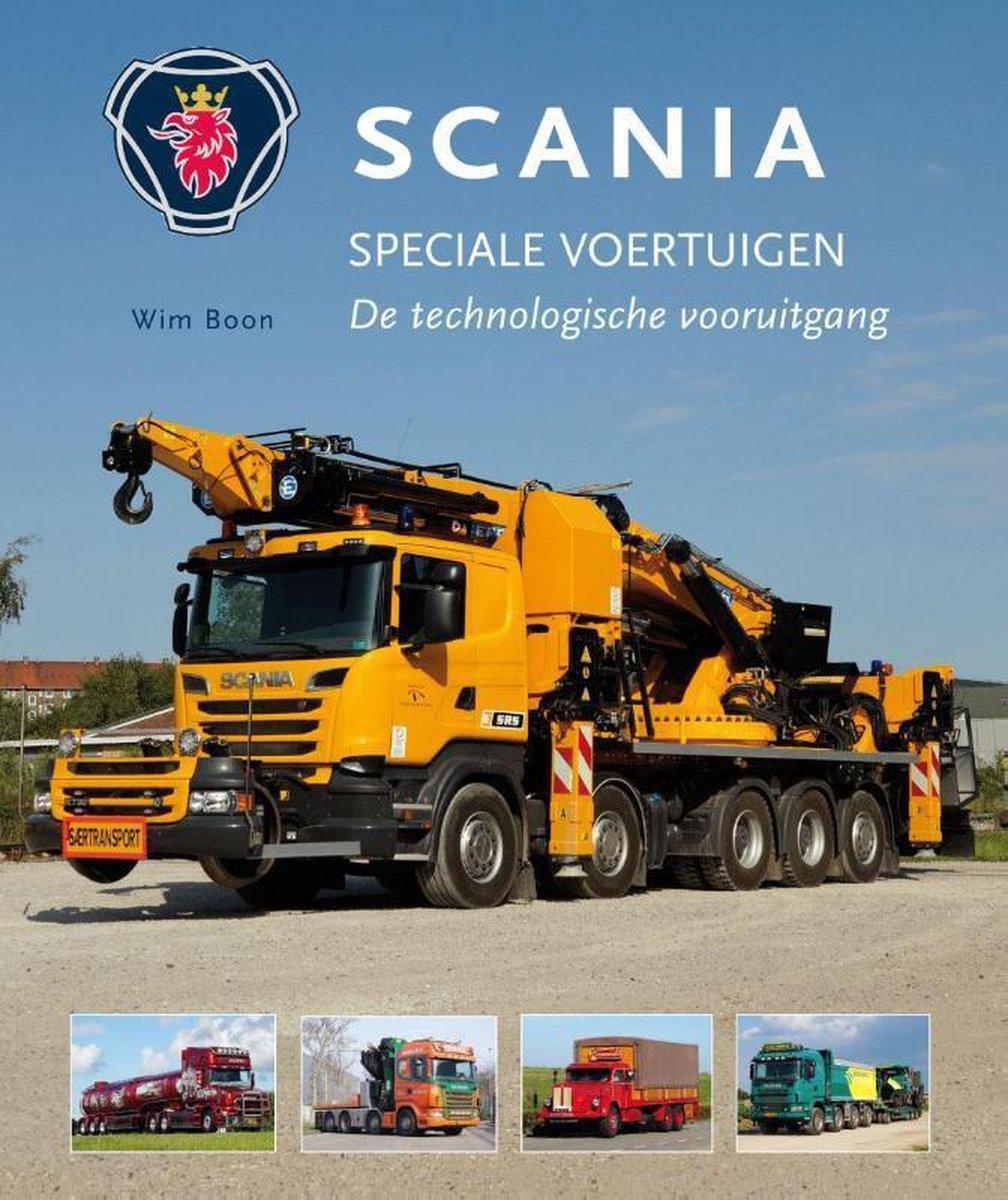 Scania speciale voertuigen - Wim Boon