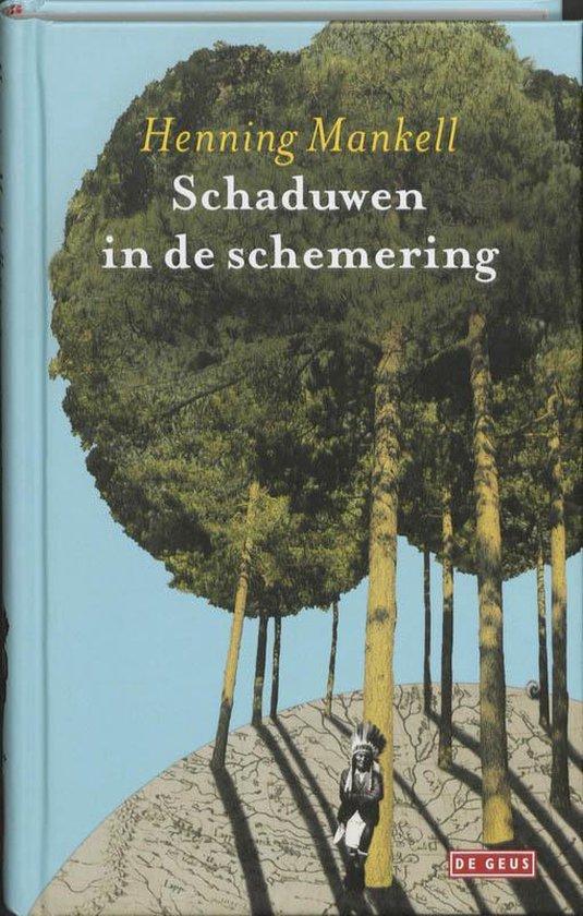 Schaduwen groeien in de schemering - Henning Mankell |