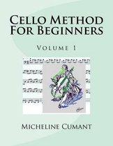 Cello Method for Beginners