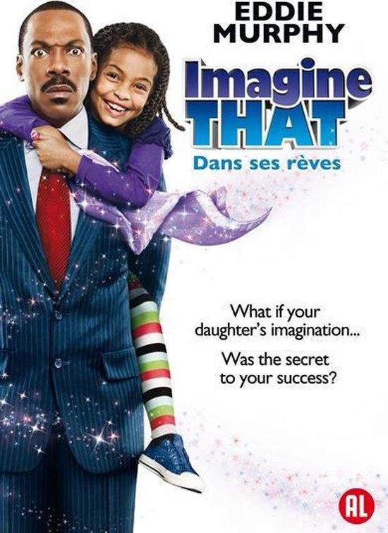 Cover van de film 'Imagine That'