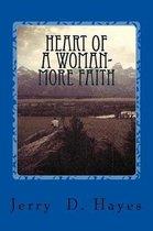 Heart of a Woman- More Faith