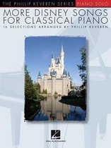 More Disney Songs For Classical Piano - Phillip Keveren Series