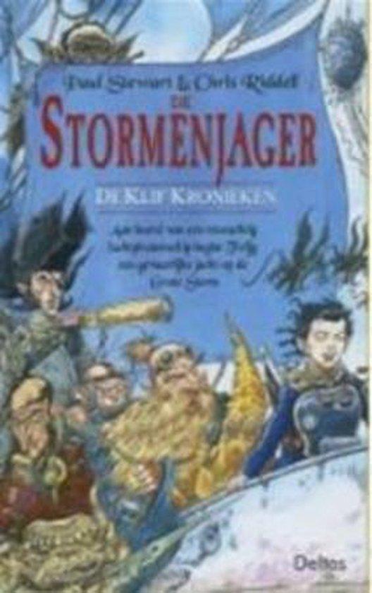 De Klif-Kronieken / 2 De Stormenjager - P. Stewart  