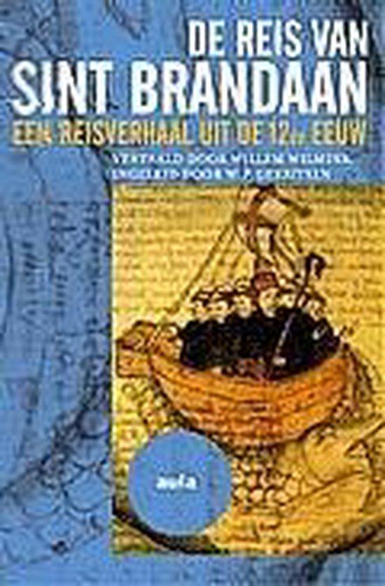 Boek cover De reis van Sint brandaan van  (Paperback)