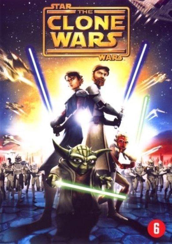 Cover van de film 'Star Wars - Clone Wars'