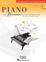 Piano Adventures Level 4 Technique & Artistry