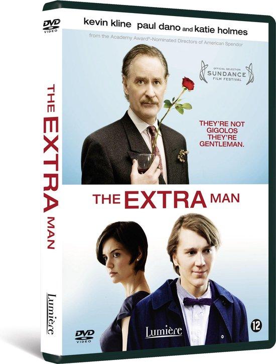 Cover van de film 'The Extra Man'