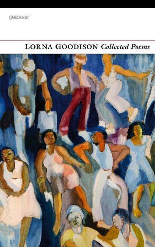 Boek cover Collected Poems van Lorna Goodison