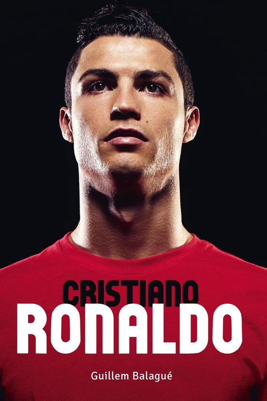 Boek cover Cristiano ronaldo van Guillem Balagué