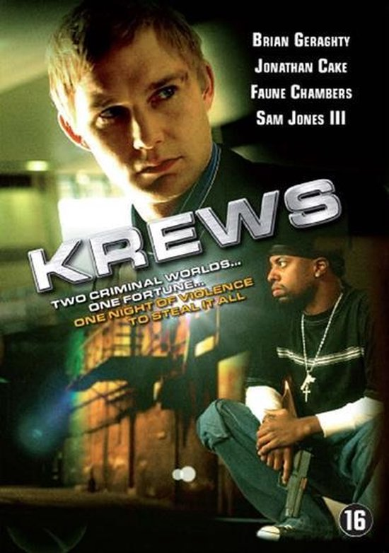 Cover van de film 'Krews'