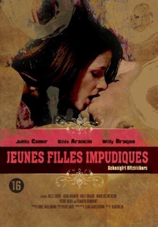 Cover van de film 'Jeunes Filles Impudiques'