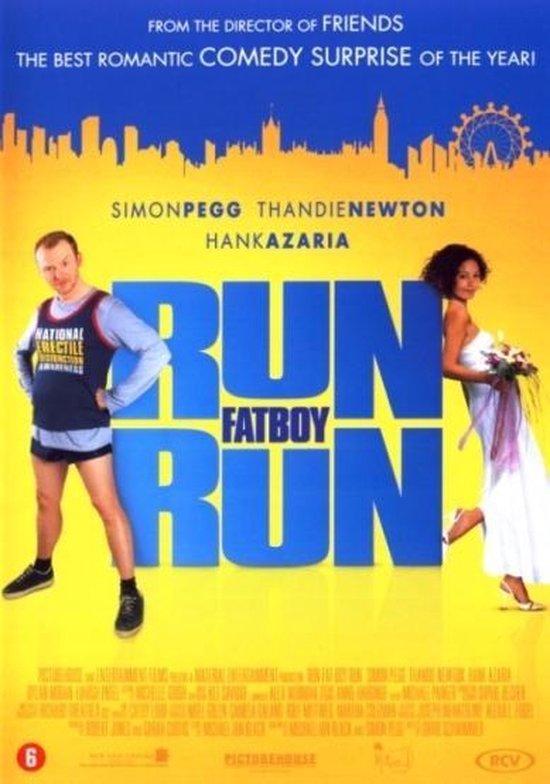 Cover van de film 'Run Fatboy Run'