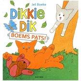 Boek cover BOEK DIKKIE DIK BOEM PATS! van J Boeke (Hardcover)