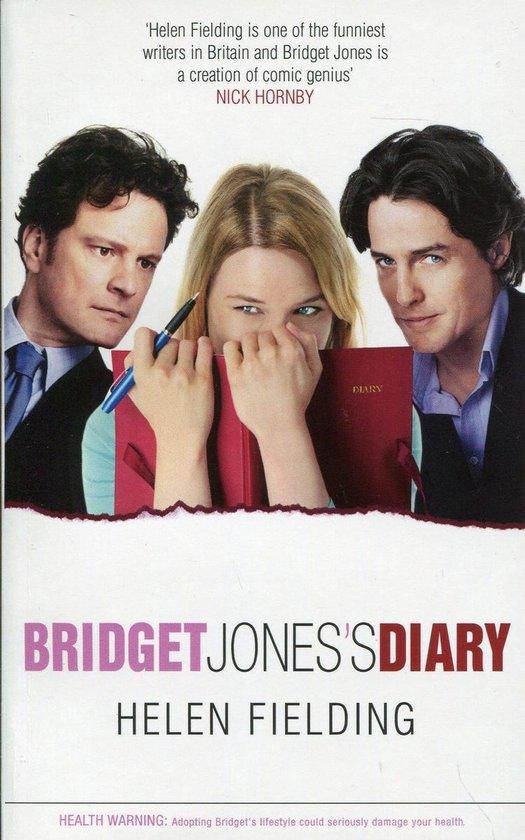 Boek cover Bridget Joness Diary (Fti) van Helen Fielding (Voordeeleditie)