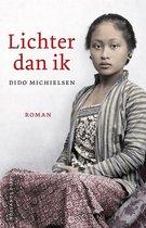 Boek cover Lichter dan ik van Author Dido Michielsen (Onbekend)