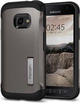 Spigen Slim Armor Case voor Samsung Galaxy Xcover 4/4S - Grijs