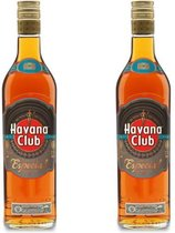 Havana Club Añejo Especial - 70 cl- 2-pack