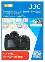 JJC GSP-EOSR Doorzichtige schermbeschermer Camera Canon 1 stuk(s)