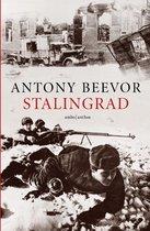 Boek cover Stalingrad van Antony Beevor (Paperback)