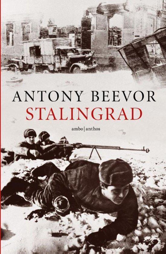Cover van het boek 'Stalingrad'
