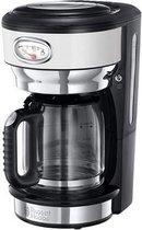 Russell Hobbs 21703-56 Retro - Groot Koffiezetapparaat  - Classic Blanc