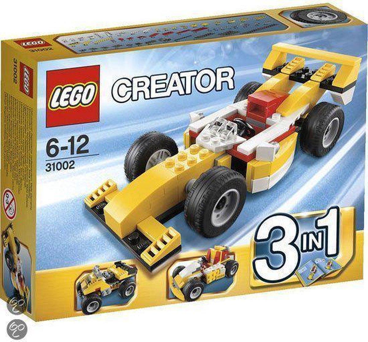 Lego Creator 31002 Super Racer