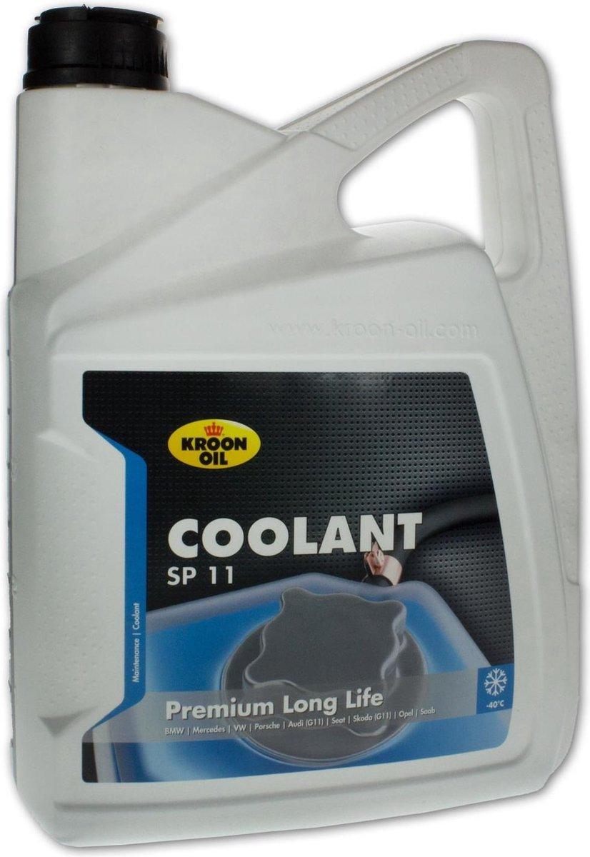 Kroon Koelvloeistof Coolant SP11 Blauw 5LTR