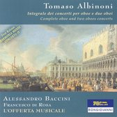 Albinoni: Complete Concertos For Oboe Solo And Two