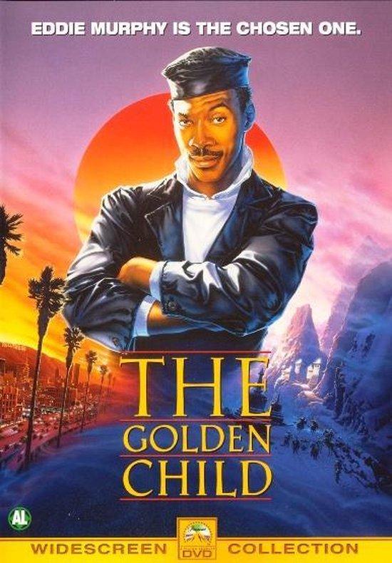 Cover van de film 'Golden Child'