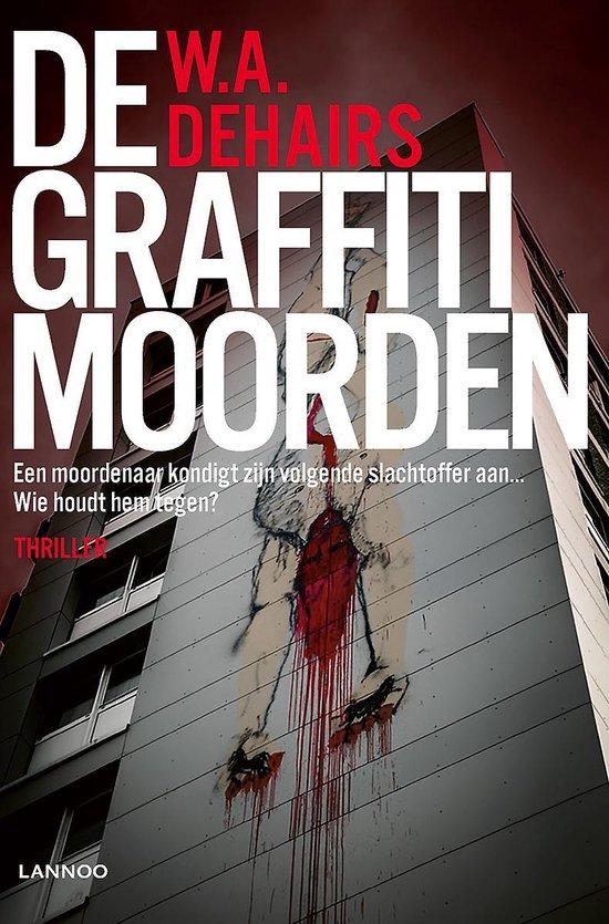 De Graffitimoorden - W.A. Dehairs pdf epub