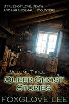 Omslag Queer Ghost Stories Volume Three