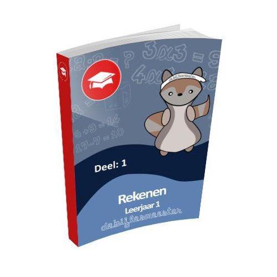 Oefenboek Leerjaar 1 Rekenen - Deel 2 - De Bijlesmeester |