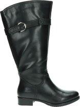 JJ Footwear Victoria XXL dames laars Zwart Maat 37