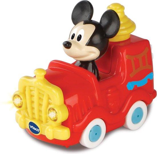 VTech Toet Toet Auto's Disney Edition Mickey Brandweerwagen - Speelfiguur