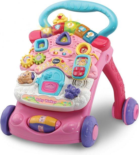 Afbeelding van VTech Baby Walker Roze - Loopwagen speelgoed