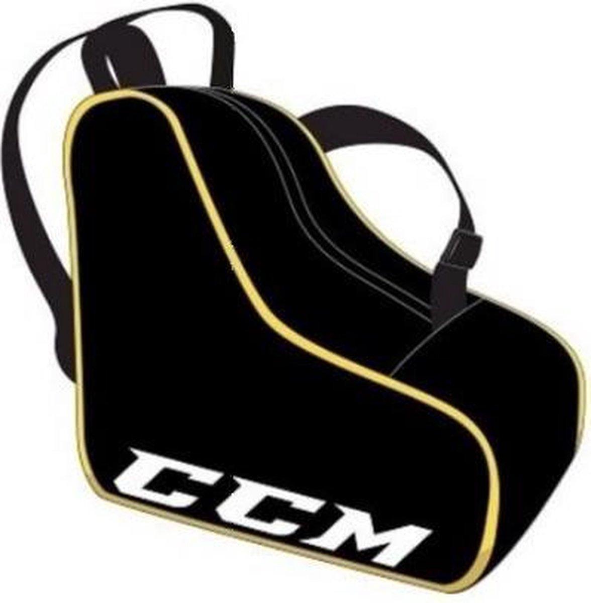 Ccm Skate- En Schaatstas Zwart/geel