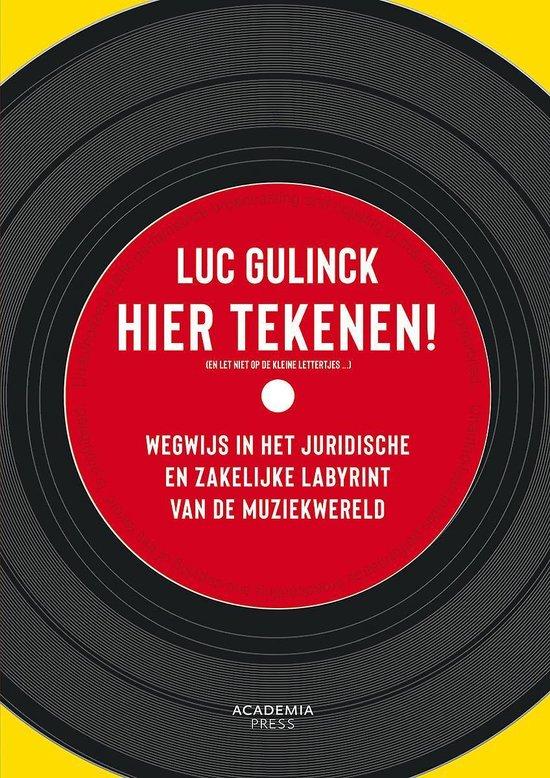 HIER TEKENEN! - Luc Gulinck |