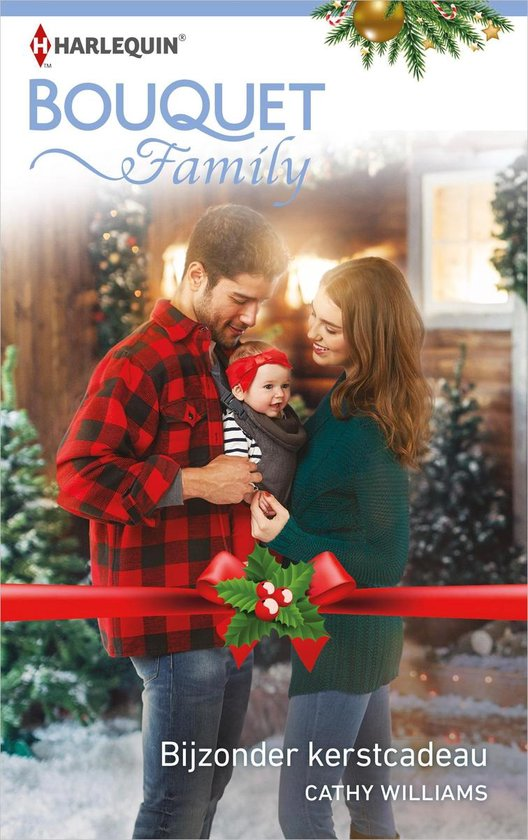 Bouquet 527 - Bijzonder kerstcadeau - Cathy Williams |