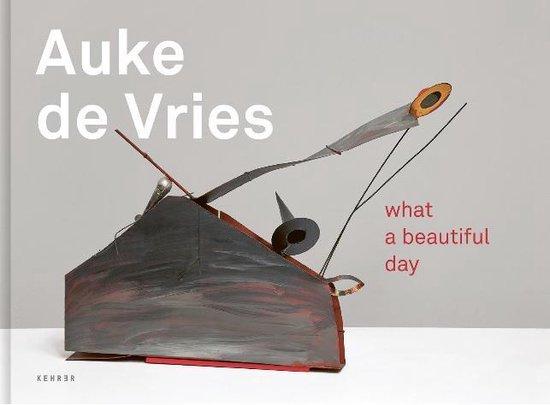 Boek cover Auke de Vries van Stephan Mann (Hardcover)