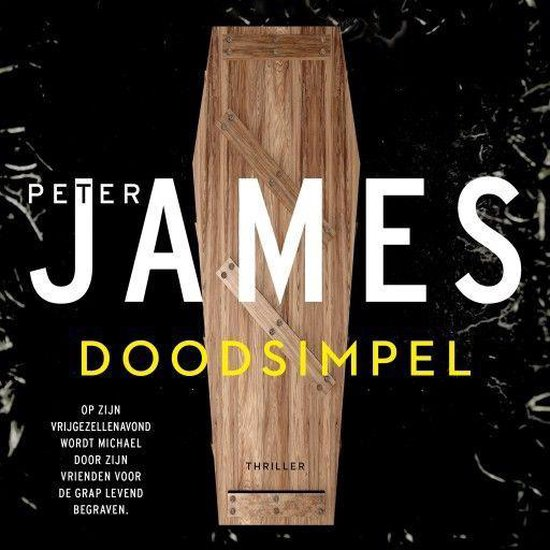 Doodsimpel - Peter James |