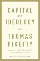 Boek cover Capital and Ideology van Thomas Piketty